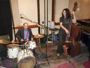 Leslie Baker Trio, 2013