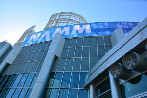 NAMM, Anaheim, 2015