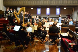 Crown City Symphony Concert, Pasadena