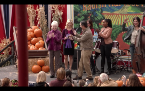 Appearing in Raising Hope