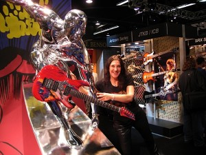 NAMM is so fun!