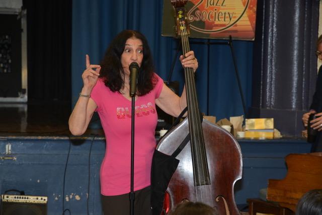 Jazz in the Schools Bakerbass